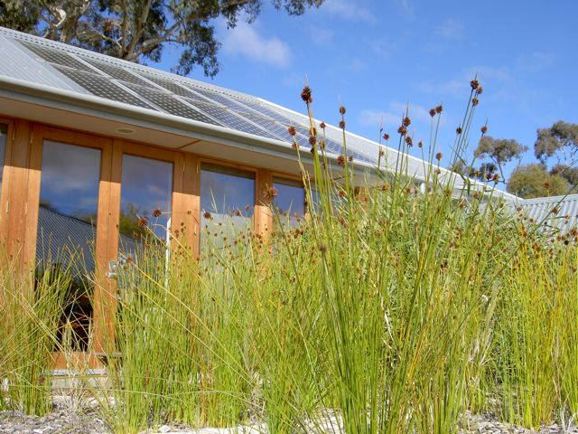 Energy Canberra 39 S Sustainable House
