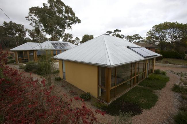 Canberra's Sustainable House showcasing sustainability