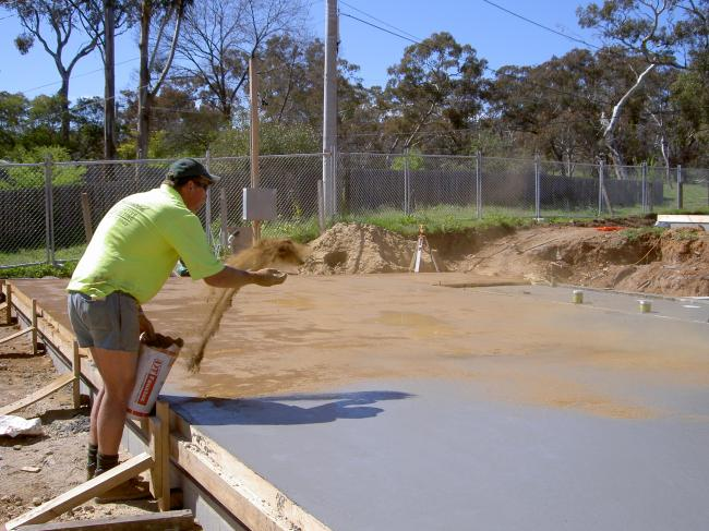 Canberra's Sustainable House - Sustainable project coordination