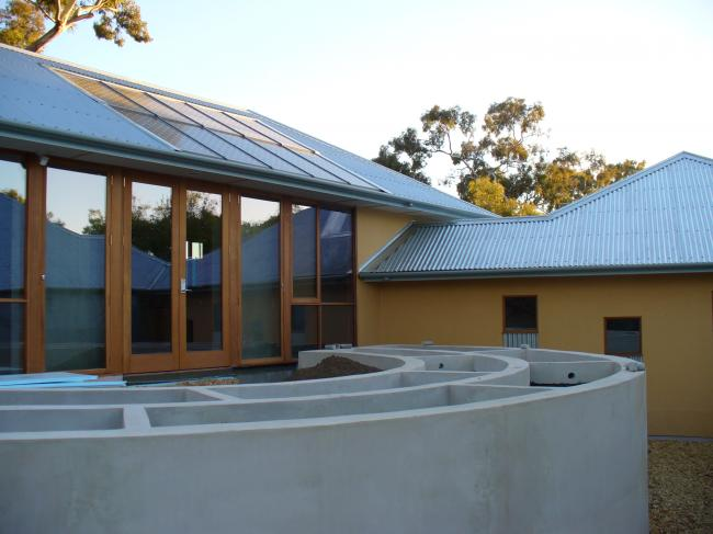 Canberra's Sustainable House - The House that changed Legislation